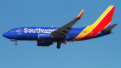N7884G - Boeing 737-76N - Southwest Airlines