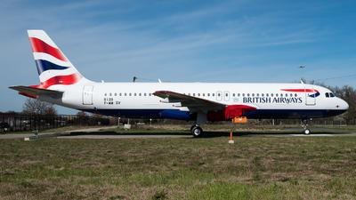 F-WWDV - Airbus A320-251N - British Airways