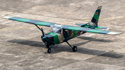 S3-BZM - Cessna 152 II - Bangladesh - Army Aviation