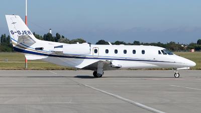 G-OJER - Cessna 560XL Citation Excel - Private