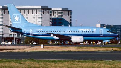 OY-MAF - Boeing 737-5L9 - Maersk Air