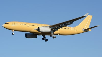 F-WWYX - Airbus A330-243(MRTT) - Airbus Industrie