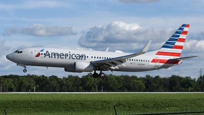 N940AN - Boeing 737-823 - American Airlines