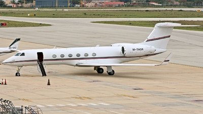 M-THOR - Gulfstream G-V - Private
