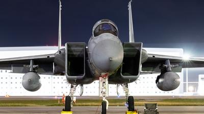 12-8927 - McDonnell Douglas F-15J Eagle - Japan - Air Self Defence Force (JASDF)