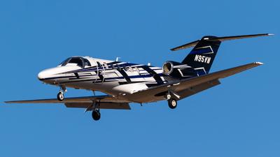 N95VM - Cessna 525B CitationJet 3 - Private