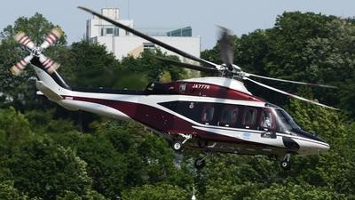 JA777R - Agusta-Westland AW-139 - Private