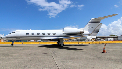 N277GM - Gulfstream G-IV - Private