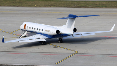 N800J - Gulfstream G550 - Private