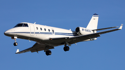M-GASG - Gulfstream G150 - Private