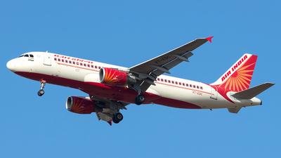 VT-EDC - Airbus A320-214 - Air India