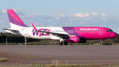 HA-LYI - Airbus A320-232 - Wizz Air