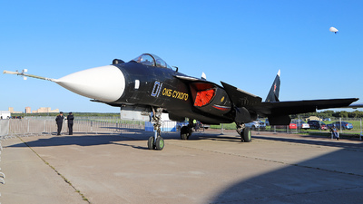 01 - Sukhoi Su-47 Berkut - Russia - Air Force