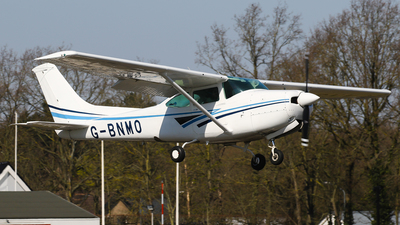 A picture of GBNMO - Cessna TR182 Turbo Skylane RG - [R18200956] - © C. v. Grinsven