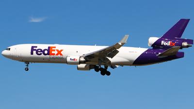 A picture of N625FE - McDonnell Douglas MD11F - FedEx - © Li Ruixiang