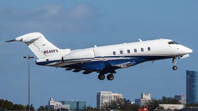 N540FX - Bombardier BD-100-1A10 Challenger 300 - Bombardier Flexjet