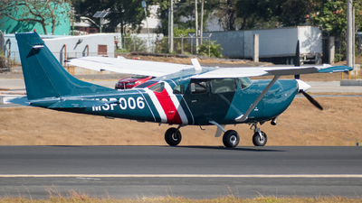 MSP006 - Cessna TU206G Turbo Stationair - Costa Rica - Ministry of Public Security