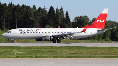 VP-BSE - Boeing 737-8KN - Nordwind Airlines