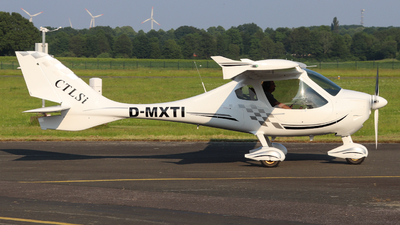 D-MXTI  - Flight Design CTLSI - Private