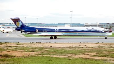 EI-CGI - McDonnell Douglas MD-83 - Trans Alsace