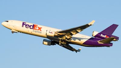 N591FE - McDonnell Douglas MD-11(F) - FedEx