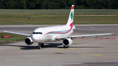 T7-MRC - Airbus A320-214 - Middle East Airlines (MEA)