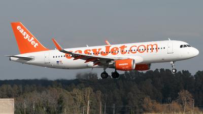 OE-IJI - Airbus A320-214 - easyJet Europe