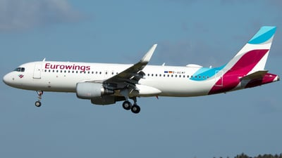 A picture of DAEWF - Airbus A320214 - Eurowings - © Andre Sönnichsen