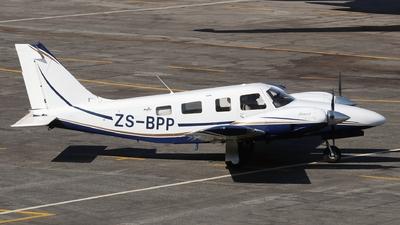 ZS-BPP - Piper PA-34-220T Seneca V - Private