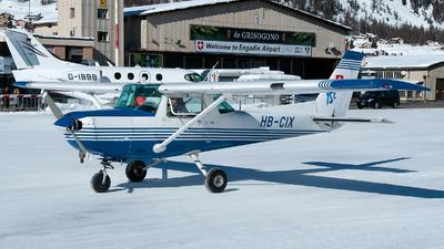 A picture of HBCIX - Cessna F152 - [1966] - © Varani Ennio