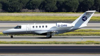 A picture of DCHRB - Cessna 525C CitationJet CJ4 - Hahn Air - © La Roche Spotters