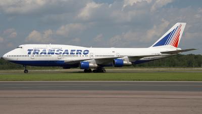 VP-BGY - Boeing 747-346 - Transaero Airlines