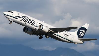 N767AS - Boeing 737-490 - Alaska Airlines