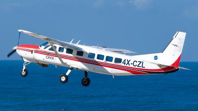 A picture of 4XCZL - Cessna 208B Grand Caravan - [208B0810] - © Elad Yosov