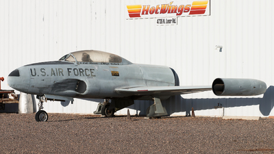 51-8708 - Lockheed T-33A Shooting Star - United States - US Air Force (USAF)