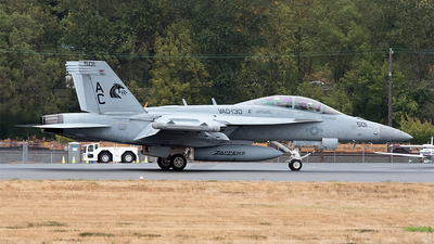 168251 - Boeing EA-18G Growler  - United States - US Navy (USN)