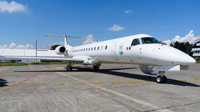 XA-VBC - Embraer ERJ-145LR - FlyMex
