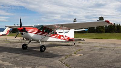 N4841C - Cessna A185F Skywagon - Private