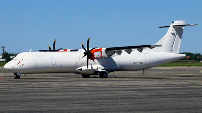 OY-YCS - ATR 72-212A(600) - Nordic Aviation Capital (NAC)