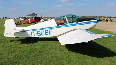G-BGBE - Jodel DR1050 Ambassadeur - Private