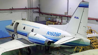 N1929P - North American CT-39A Sabreliner - Pittsburgh Institute of Aeronautics
