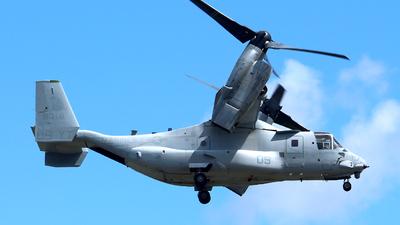 168018 - Boeing MV-22B Osprey - United States - US Marine Corps (USMC)