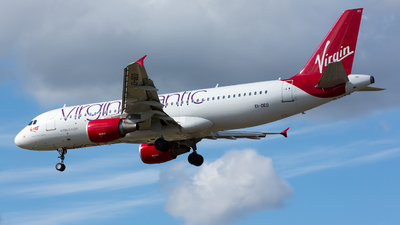 EI-DEO - Airbus A320-214 - Virgin Atlantic Airways