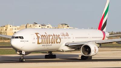 A6-EMU - Boeing 777-31H - Emirates