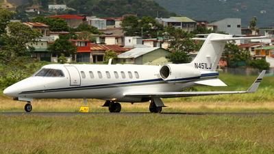 N451LJ - Bombardier Learjet 45 - Private