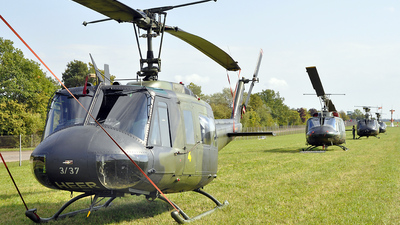 73-37 - Bell UH-1D Iroquois - Germany - Army