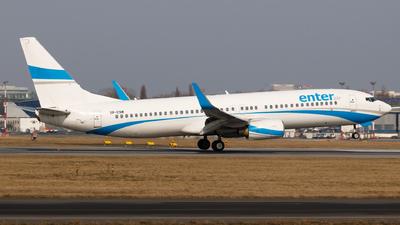 A picture of SPENW - Boeing 73786J - Enter Air - © Kuba Kawczynski