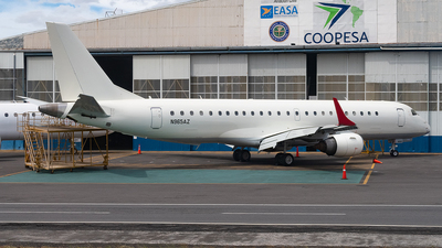 N965AZ - Embraer 190-100IGW - WDL Aviation