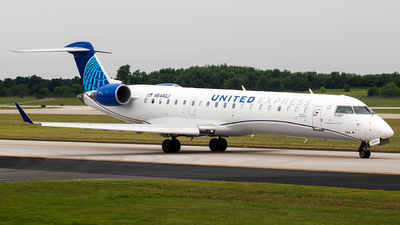 N544GJ - Bombardier CRJ-550 - United Express (GoJet Airlines)