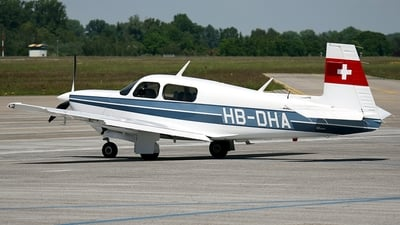 A picture of HBDHA - Mooney M20K - [251155] - © Gerhard Ruehl